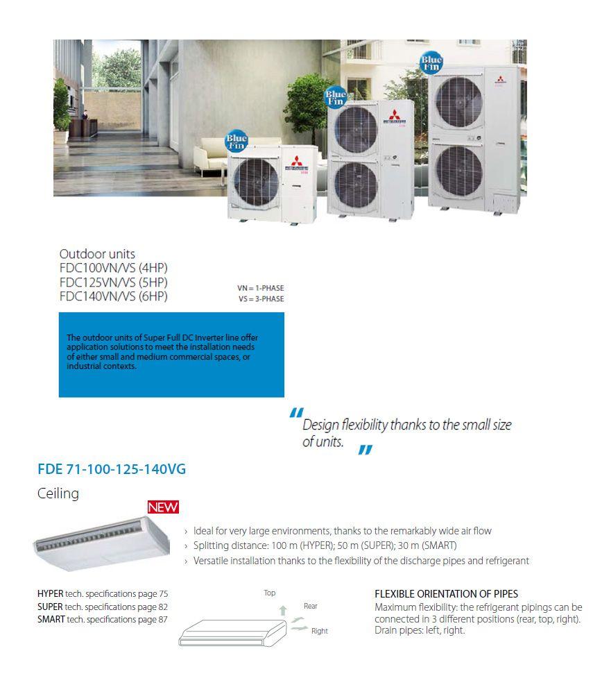 mitsubishi heavy industries installation manual